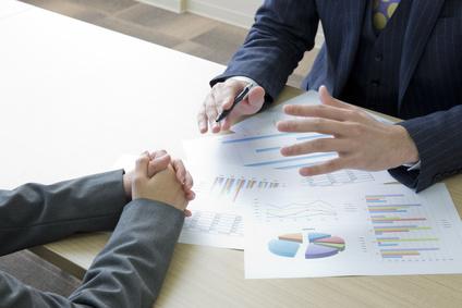 ビジネスと投資の説明
